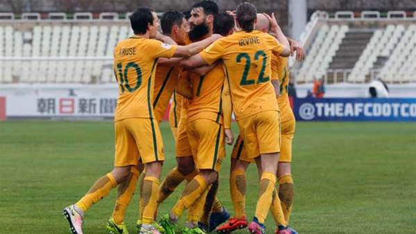 Formation change 'exposed' Socceroos