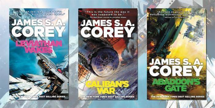 The Expanse comes full circle with upcoming tabletop RPG release