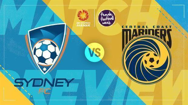 Preview: Sydney v Mariners