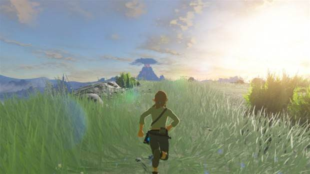 Video: Few games capture the thrill of discovery like Breath of the Wild