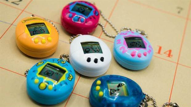 The Tamagotchi is back for its 20th anniversary