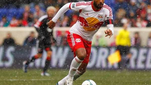 Henry delighted with Red Bulls response