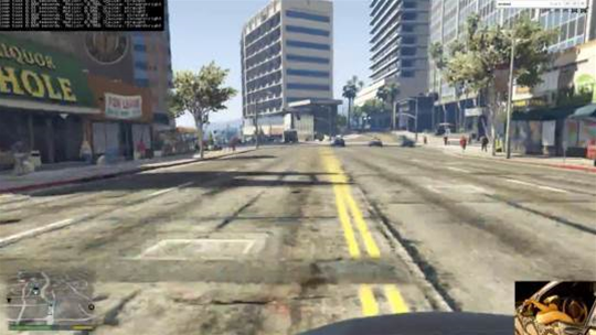 Watch this AI learn to drive in GTA V on Twitch