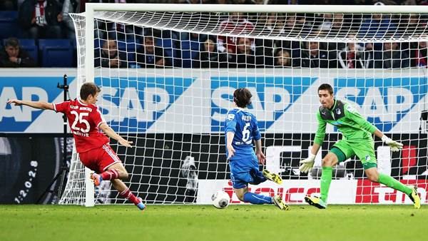 Bayern match record, Leverkusen in shock defeat