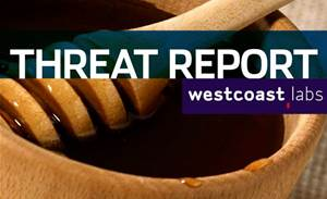 Threat Report: No rest for the wicked