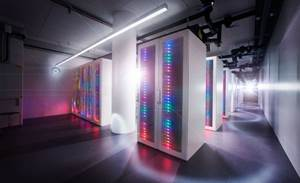 Pictures: How Bahnhof made data centres 'sexy'