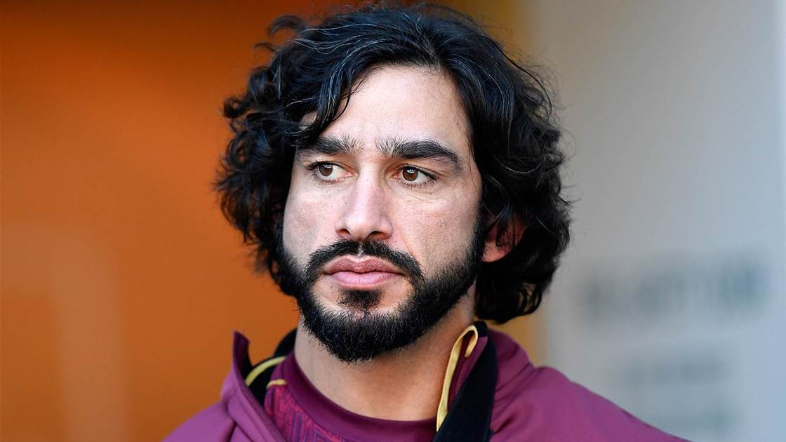 Thurston: Keep Morgan on the bench
