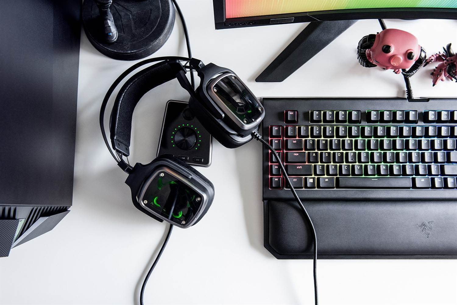 Razer releases two new Tiamat headphones