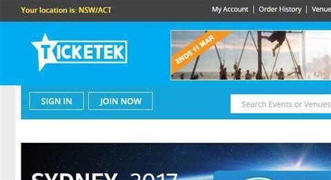 Inside Ticketek's vast data analytics business