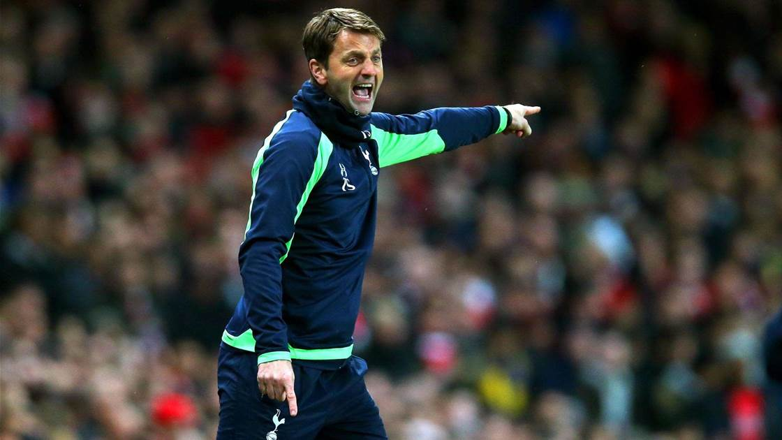 Sherwood blames Spurs injuries for FA Cup exit