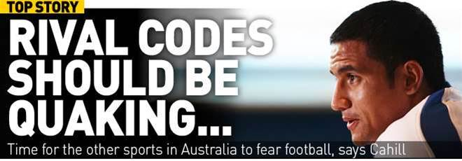 'Rival Codes Should Be Quaking'