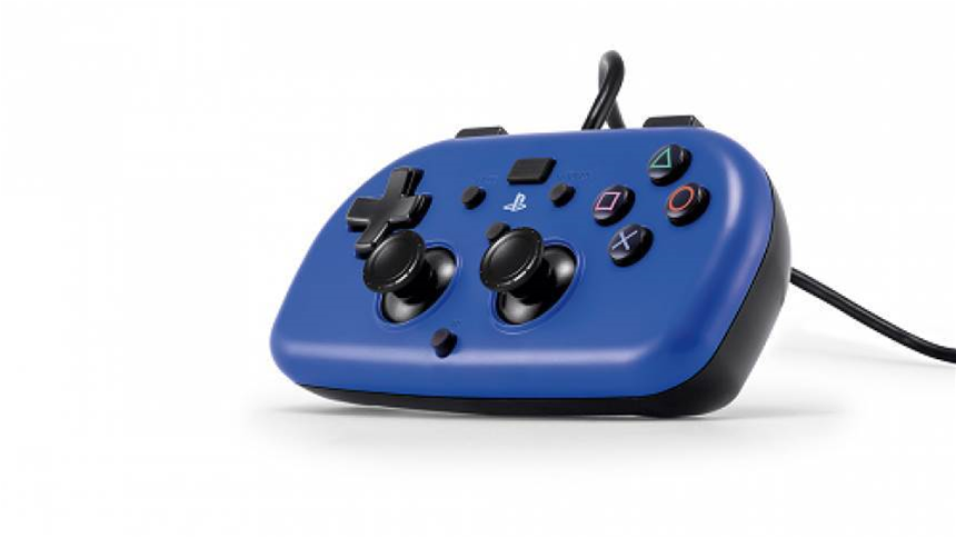 This dinky PlayStation 4 gamepad is ideal for the tiny-handed