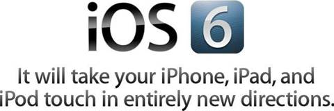 iOS 6: All you need to know