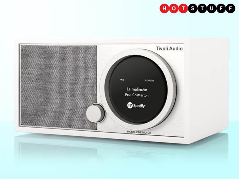 Tivoli's Model One Digital is a retro radio with Sonos-like smarts