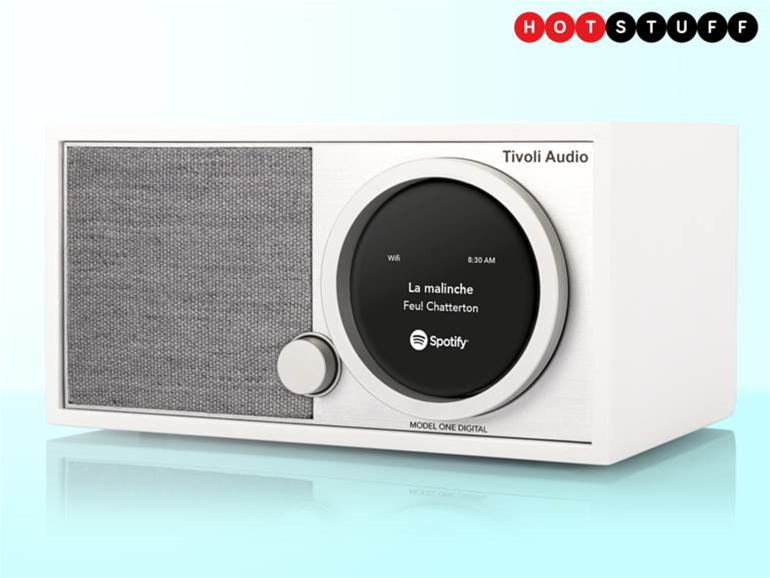 Tivoli's Model One Digital is a retro radio with Sonos-like smarts