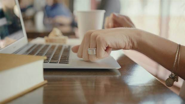 This ring lets you forget all of your important information