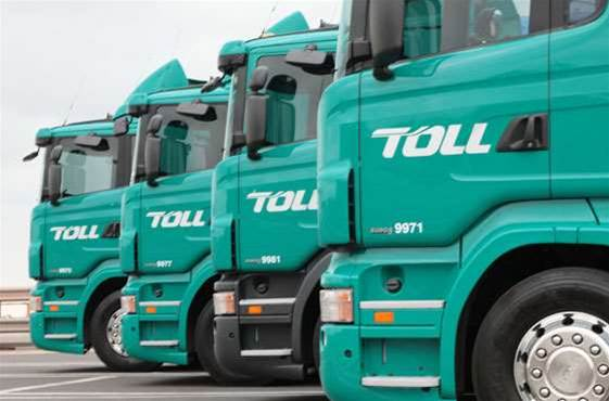 Toll dumps IT outsourcing project