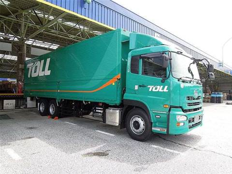 Toll Group poaches Linfox CIO
