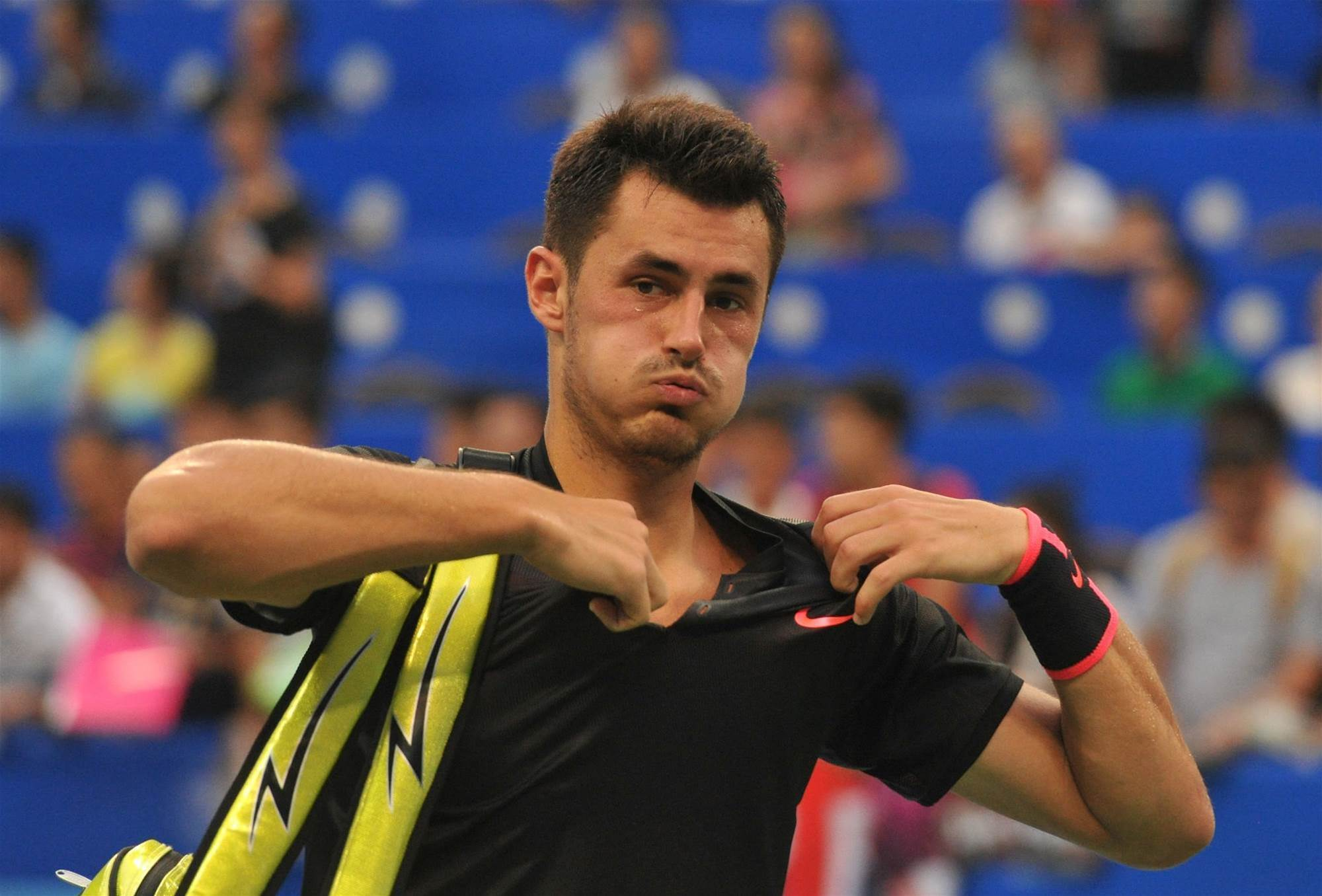 Tomic could miss Australian Open