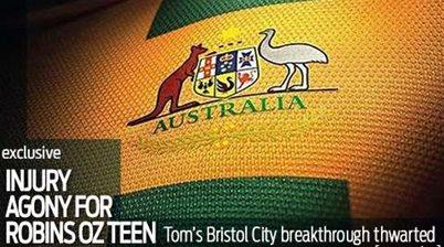 Tom's injury agony thwarts breakthrough