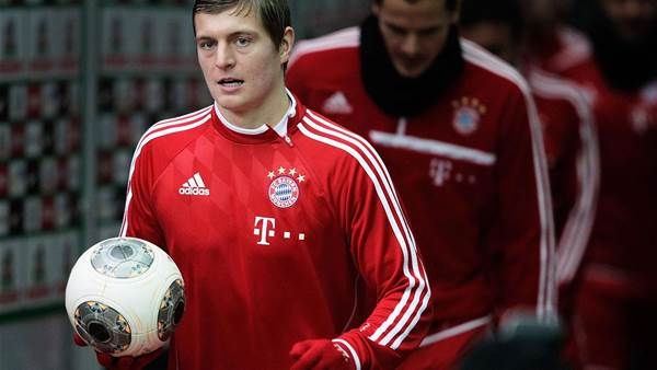 Kroos: Bayern will need to be at their best