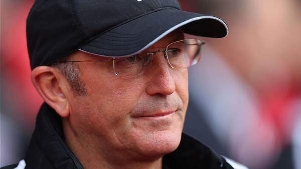 Palace confirm Pulis appointment