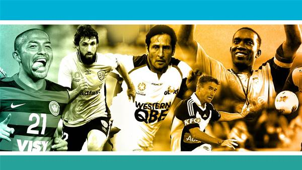 Which A-League club is best represented in our top 100?