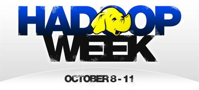 Hadoop Week!