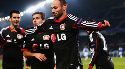 Hyypia hails belief as Leverkusen advance
