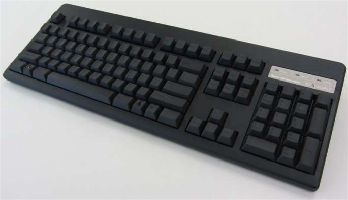 Topre RealForce 104UB XF11T0 keyboard