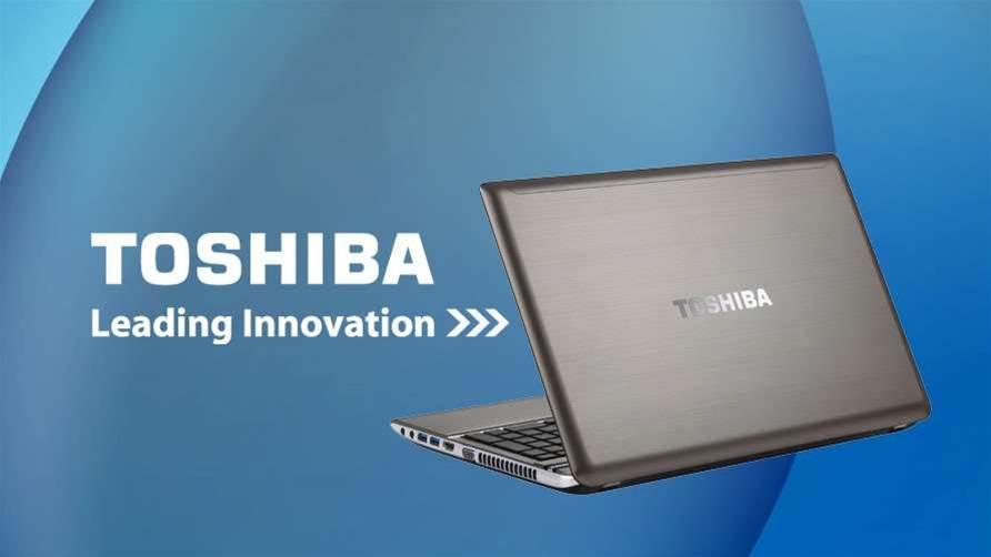 Toshiba reports shocker Q1
