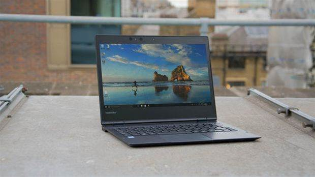 Toshiba Portégé X20 review: a hybrid that means business