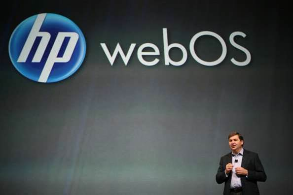 HP sends WebOS out into the wild