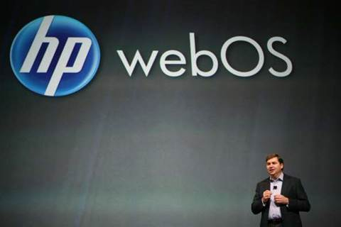HP shifts webOS to cloud incubator