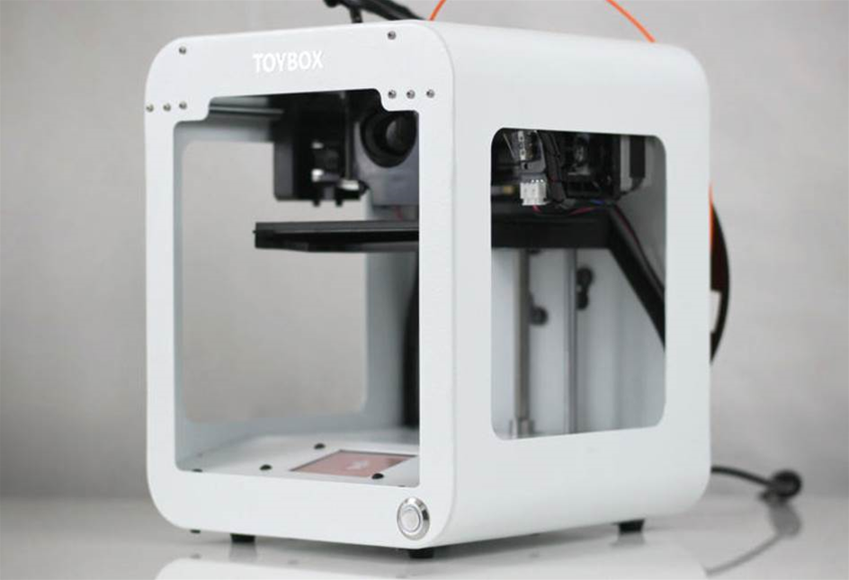The Toybox is a 3D printer for kids