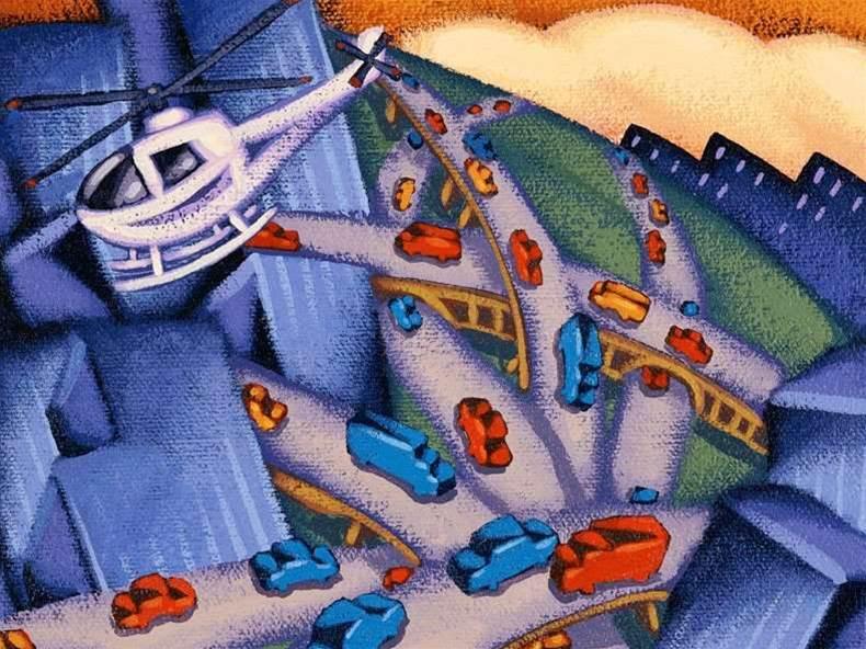 CityLink glitch shuts Melbourne tunnels