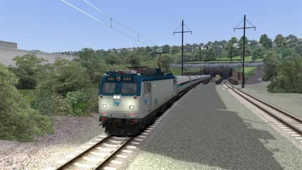 Forget the iPhone 5, Train Simulator 2013 is where it's at!
