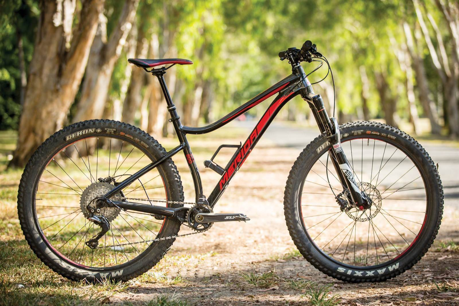 TESTED: MERIDA BIG. TRAIL 800