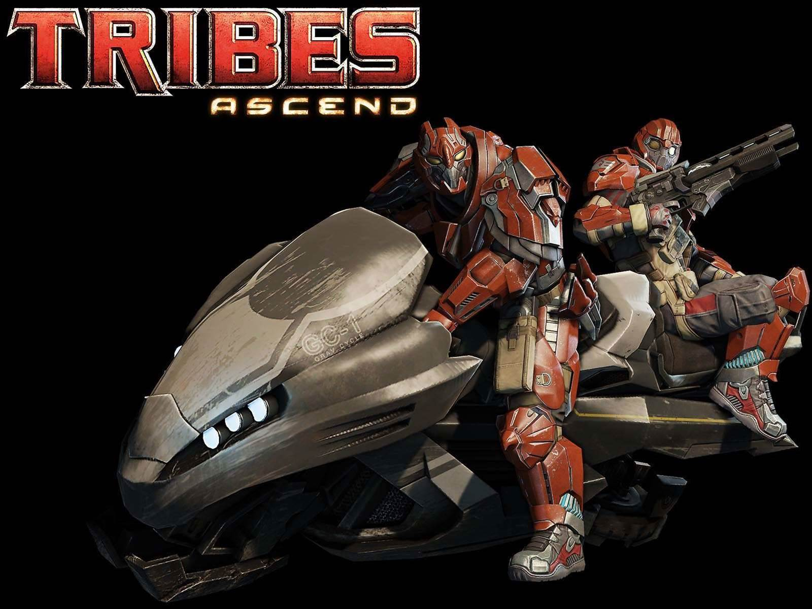Tribes: Ascend open beta now, um, open...