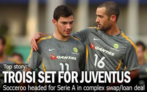 Troisi On Verge Of Juve Switch