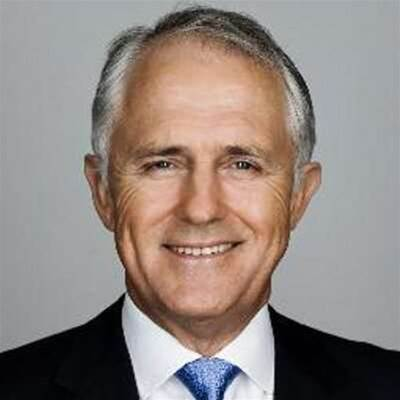 Turnbull voted in as Australia's new Prime Minister