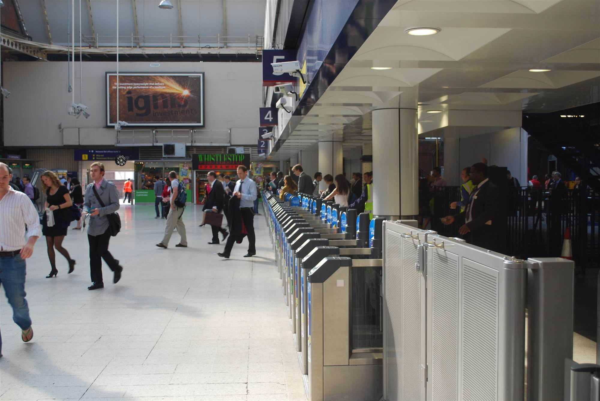 Will Australian train stations one day be free of turnstiles?