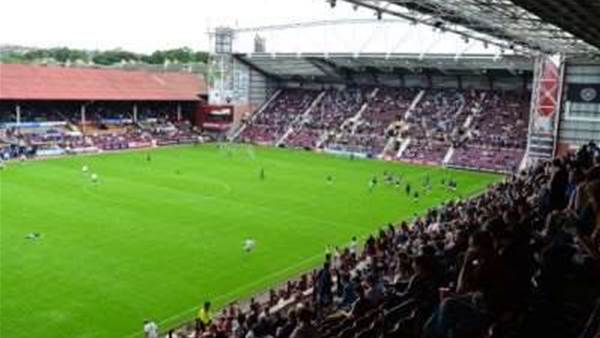 Hearts placed in administration