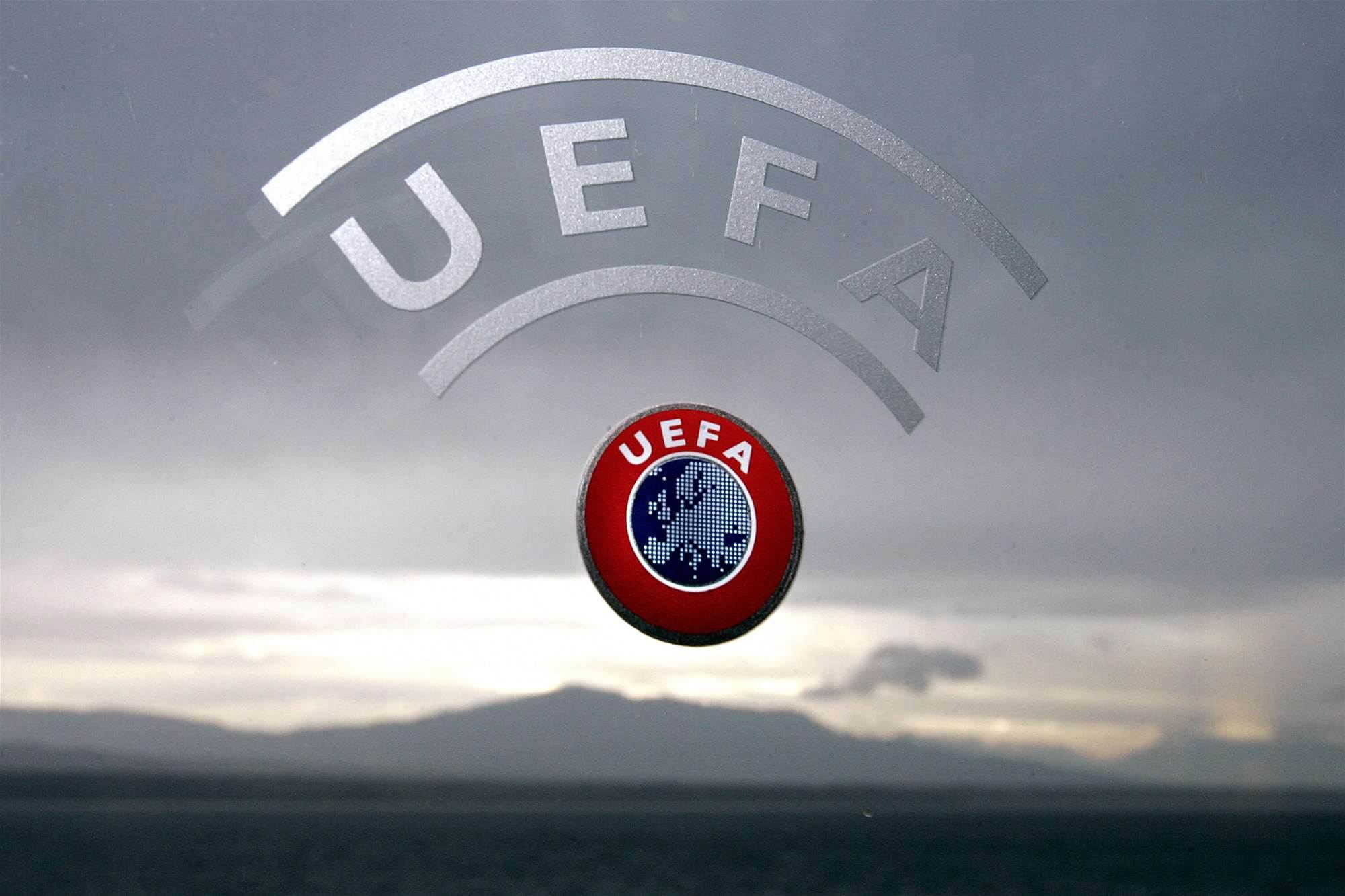 UEFA ban officials over match fixing