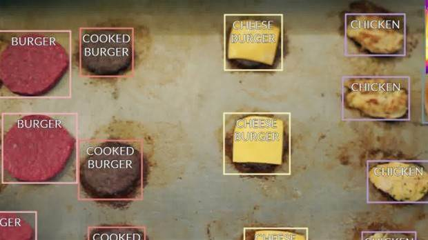 New robot has mastered the art of cooking burgers