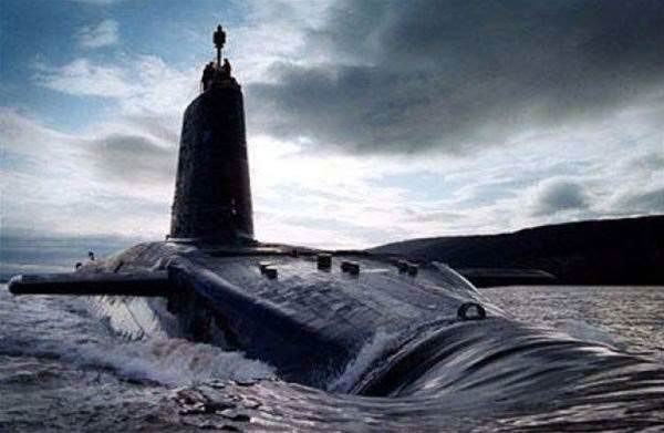 Nuclear sub secrets leaked in MoD web blunder