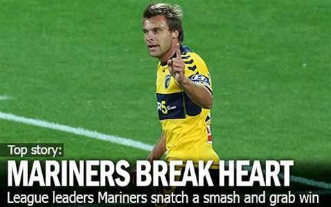 Heart-breaker As Mariners Steal Win