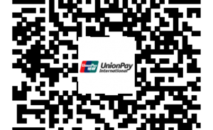 UnionPay takes QR code payments global