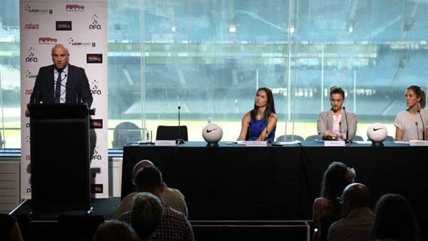 PFA's roadmap to turbocharge Matildas
