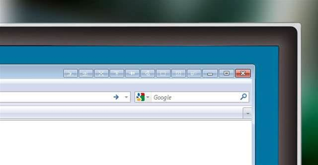Add eXtra Buttons to title bars for greater control over your windows